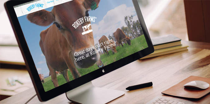 Rokeby Farms launches new website